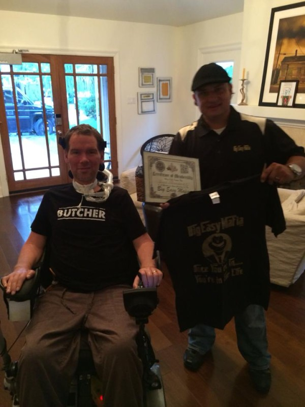 steve gleason big easy mafia