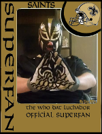 Who Dat Luchador