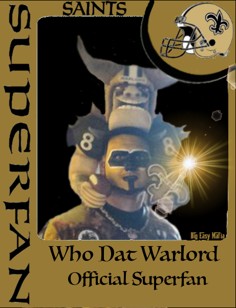 Who Dat Warlord