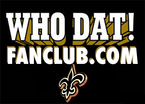 Who Dat Fan Club