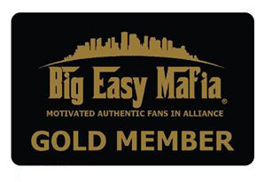 Big Easy Mafia Gold Member