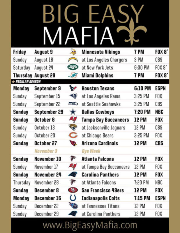 picture relating to Miami Dolphins Printable Schedule named Substantial Uncomplicated Mafia Formal Enthusiast Club Of The Black and Gold